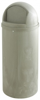 Marshal Container 79, 5 Liter, Rubbermaid Beige