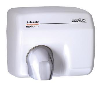 Mediclinics Saniflow Automatischer Händetrockner 2250 Watt