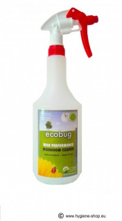 EcoBug® High Performance Washroom Cleaner - Gebrauchsfertige Lösung 1 L