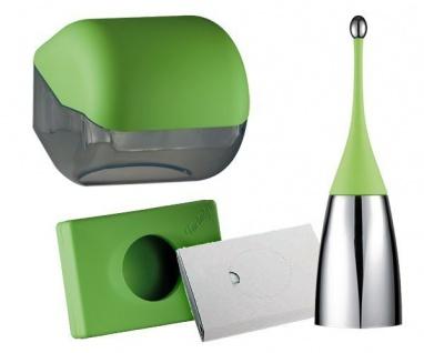 Set Angebot Marplast Design Soft Touch Colored Edition MP 584-654-619 in Grün