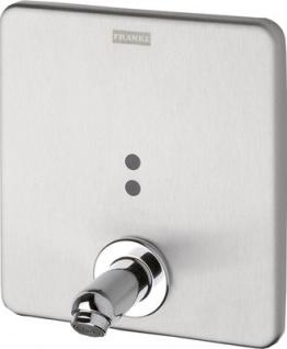 Franke opto-elektronisch gesteuerte Waschplatzarmatur DN 15 zum Wandeinbau