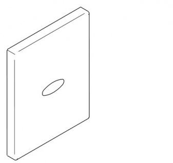 Franke Fertigbauset zur opto-elektronisch gesteuerten Urinalspülarmatur DN 15 - Vorschau 3