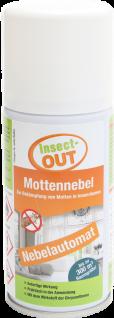 Insect-OUT® Mottennebel 150 ml - Mit dem Wirkstoff der Chrysanthemenblume