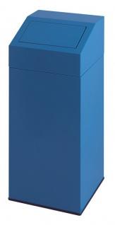 Abfallbehälter mit Druckdeckel 76 Liter