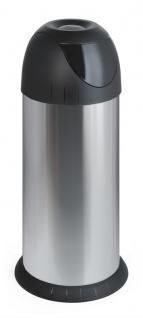Runder Swing Abfallbehälter, 40 Liter