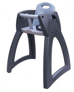 Hochstuhl Breeze - Stapelt bis zu 8 hoch - Kunststoff - Leichtgewicht