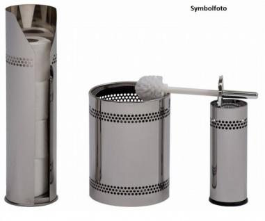 G-Line Pro italienischer Scopinox Papierkorb aus poliertem Edelstahl 1.4016