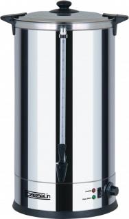 Casselin Heißwasserspender 25l aus Edelstahl 2500W mit einstallbarem Thermostat