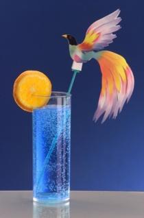 20er Set Barglas 0, 25l PC Kunststoff glasklar wiederverwendbar lebensmittelecht - Vorschau 3
