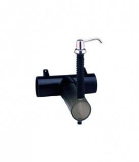 Bobrick B-922/6 Seifenspender mit Behälter für Waschtischmontage fasst 3, 3 L