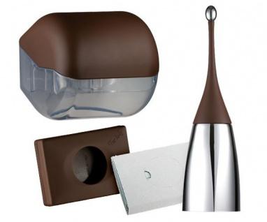 Set Angebot Marplast Design Soft Touch Colored Edition MP 584-654-619 in Braun