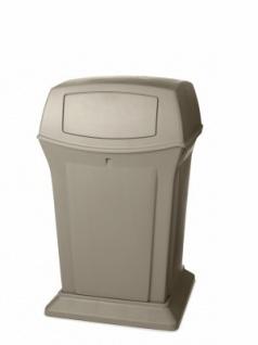 RUBBERMAID Ranger Abfallbehälter mit Oberteil mit 170, 3 l aus Polyethylen