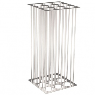 Becherinsatz für Carro 110 Liter Aluminium