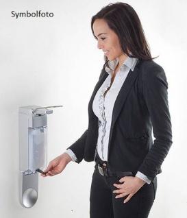 Metzger UNIVERSAL universeller Hygienespender geeignet für 500 und 1000 ml Flaschen - Vorschau 5