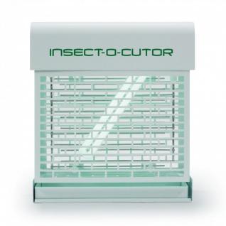 Insect-O-Cutor Elektrogitter Technik Fliegenfanggerät Focus F1 mit 11 Watt