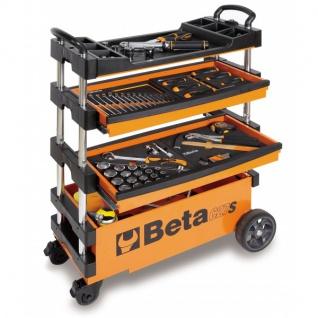 Beta Werkzeugwagen zusammenklappbar C27S