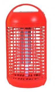 Moel Insektenvernichter Fluo 300 erhältlich in Neonrot oder Neongrün mit 230V ~ 50Hz - Vorschau 2