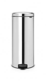 Tretmülleimer newIcon 30 Liter mit Inneneimer aus Metall, Brabantia