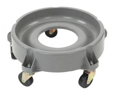 Rollwagen aus Kunststoff für Ø52cm Grau