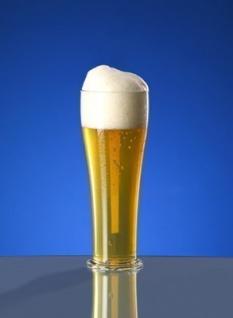 SET 10 St. Weizenbierglas 0, 3l SAN Glasklar Kunststoff Spülmaschinen fest, lebensmittelecht - Vorschau 3
