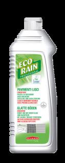 Hygan Ecorain Glatte Böden mit Ecolabel - auf Basis natürlicher Rohstoffe