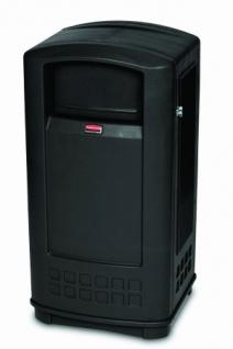 RUBBERMAID Landmark Junior(TM) ™Abfallbehälter 132, 5 Liter aus Polyethylen - Vorschau 2