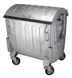 Container 1100 Liter Verzinkt