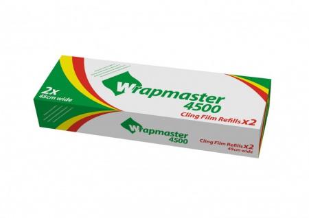 Wrapmaster 4500 Frischhaltefolie für den täglichen Gebrauch 31C53X