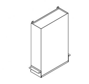 Franke Papierhandtuch Spender RODX600ME aus Edelstahl zur Wandmontage - Vorschau 2
