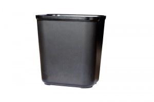 RUBBERMAID Feuerfester Abfallkorb 26, 5 l aus Glasfaser in versch. Farben - Vorschau 2