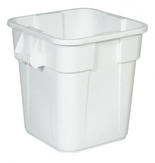 Viereckiger Brute Container 106 Liter, Rubbermaid
