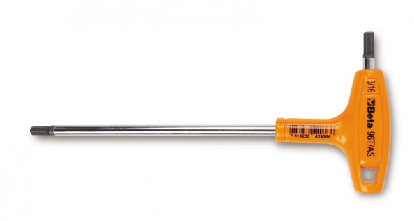Beta Sechskant-Stiftschlüssel mit Griff 96T