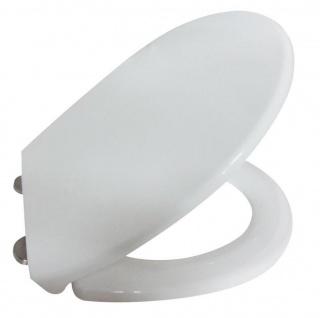 Rossignol Duplex WC-Sitz mit antibakterieller Behandlung und doppelter Fallsicherung