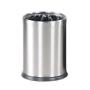 RUBBERMAID Hide-A-Bag - Abfallbehälter 13, 2 L feuerfest aus Stahl - Vorschau 2