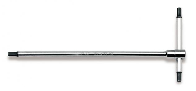 Beta Stiftschlüssel mit T-Griff, Sechskantprofil an drei Enden 951AS