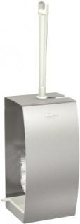 Franke WC-Bürstenhalter STRX687 aus Edelstahl zur Wandmontage