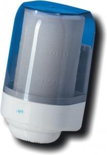 Marplast Küchenrollen-Spender mini in Weiß aus Kunststoff Wandmotage