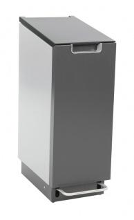 Connector Bin Kick feuerfest aus Aluminium 55 Liter