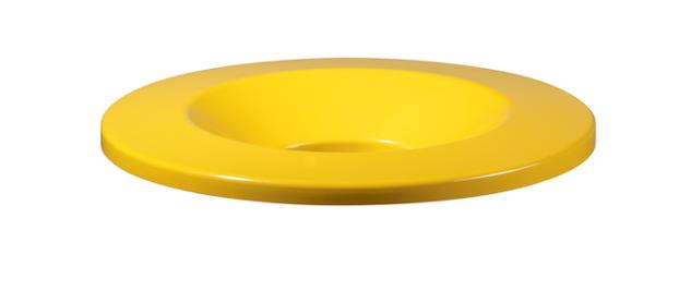 NEO Deckel für 30/50L aus pulverbeschichtetem Stahl mit UV-Absorber von Rossignol - Vorschau 3