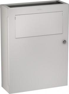 Franke Hygieneabfallbehälter RODX612 aus Edelstahl zur Aufputzmontage
