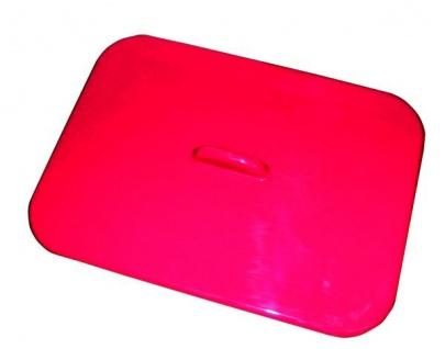 IPC Euromop roter Deckel aus Plastik 70 Liter