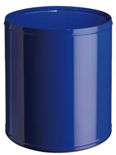 NEO feuerfester Abfallbehälter 15L aus pulverbeschichtetem Stahl mit UV-Absorber von Rossignol