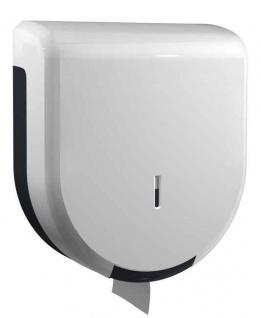 CleanLine Jumbo 400 Toilettenpapierspender aus ABS Kunststoff