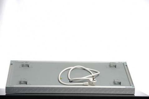 Infrarot Tafel Heizung 200 Watt mit Alurahmen und Wandhalterung von Elbo Therm - Vorschau 5