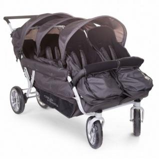 Childwheels Fußsack für 2er, 3er, 4er oder 6er Sportwagen - Vorschau 3