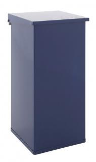 Carro-Lift, 110 Liter feuerfester Abfallbehälter aus Aluminium oder Edelstahl