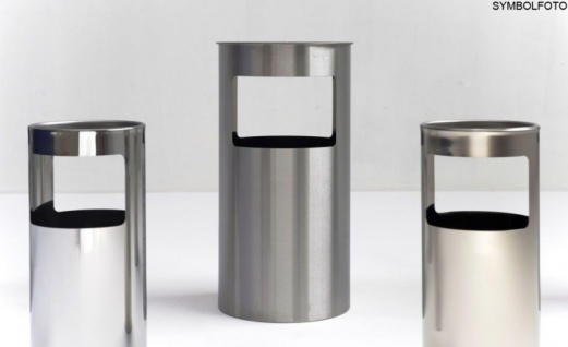 Graepel G-Line Pro LIVIGNO GIANT outdoor Standascher aus Edelstahl 1.4301 - Vorschau 2