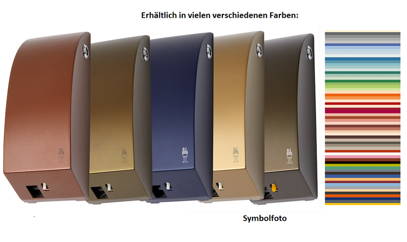 09bc1b14f168b7 Dan Dryer Exclusive Seifen- und Desinfektionsmittelspender in einer  vielfältigen Farbauswahl 1 ...
