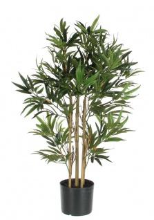 Bambus 150cm, exklusive Blumentopf