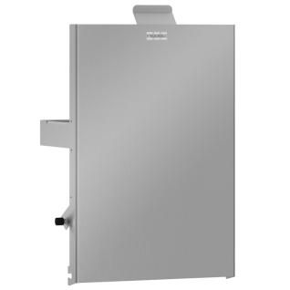 Franke EXOS. auswechselbare Fronten für den Hygieneabfallbehälter in 3 Varianten erhältlich